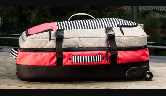 удобный чемодан